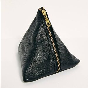 NWT! Free People 'Elaine Pouch' in Black